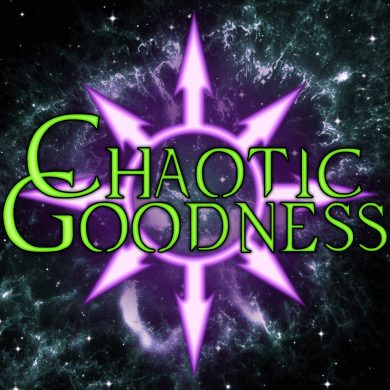 Chaotic Goodness Logo